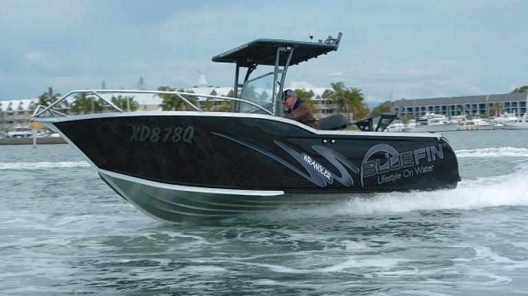 Bluefin Wrangler 620 TT