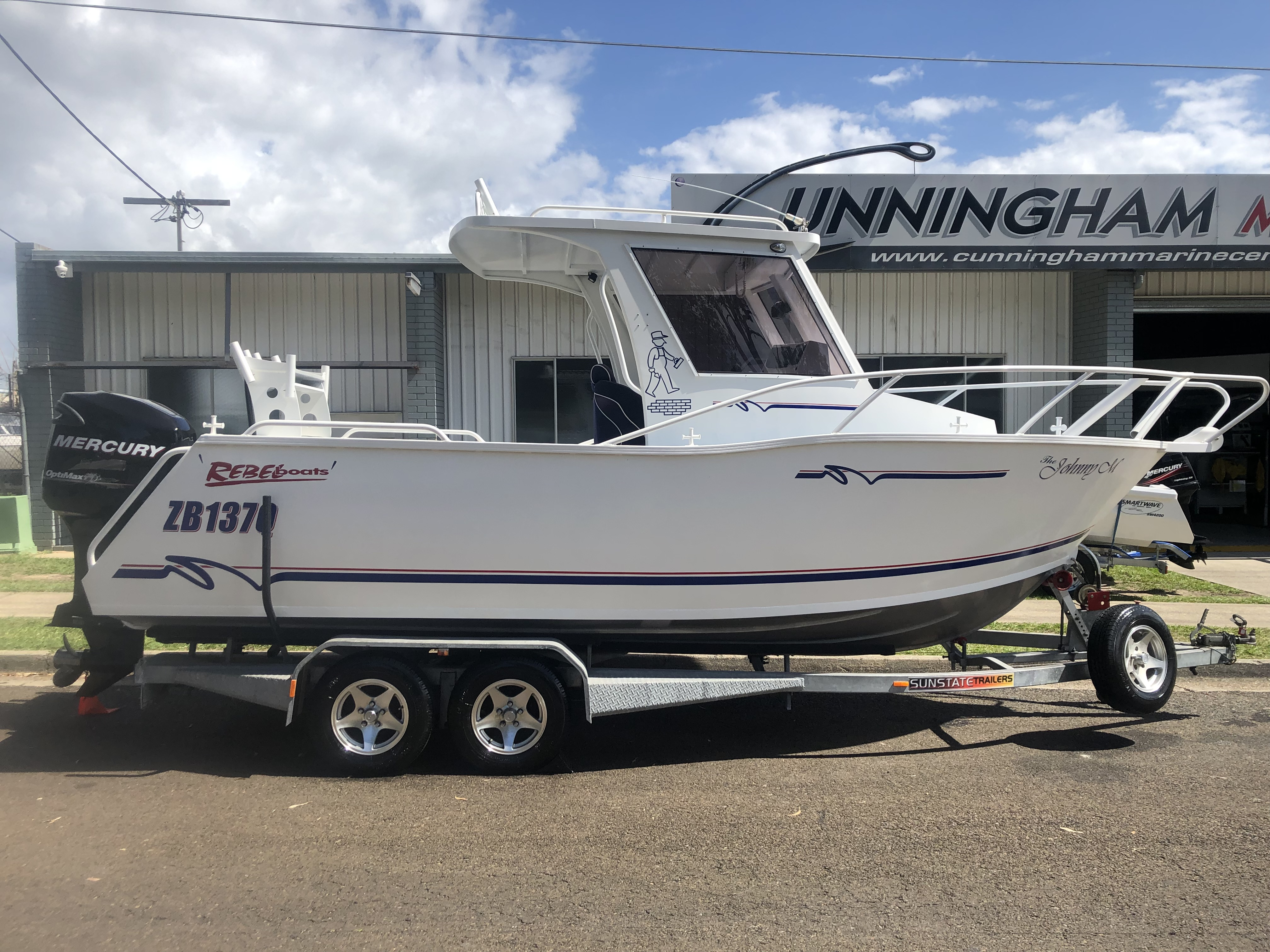 Cunningham Marine Centre | | Boats Available in Brisbane
